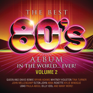 The Best 80s Album In The World…Ever! Volume 2