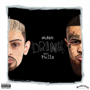 Drink cover art