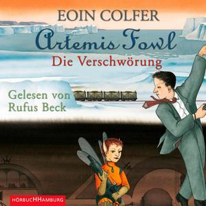 Artemis Fowl - Die Verschwörung Audiobook