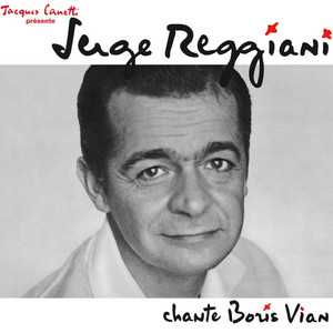 Serge Reggiani chante Boris Vian album