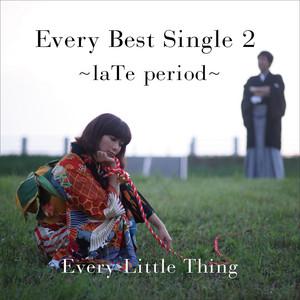 Every Best Single 2 〜laTe period〜 album