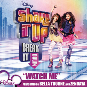 Cast of Shake It Up: Break It Down