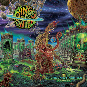 Invasion Remake by Rings of Saturn