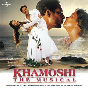 Aaj Main Upar - Khamoshi - The Musical / Soundtrack Version by Kavita Krishnamurthy, Kumar Sanu