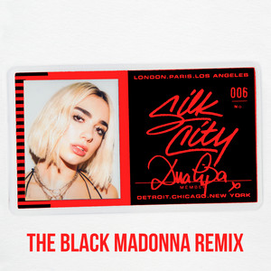 Electricity - The Black Madonna Remix cover art