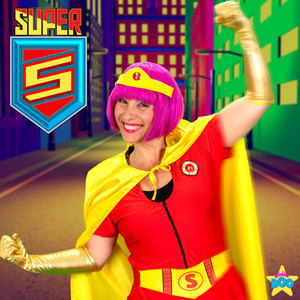 There's A Superhero by Debbie Doo