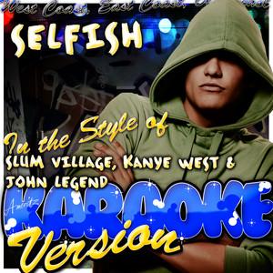 Slum Village Ft Kanye West And John Legend – Selfish (Studio Acapella)