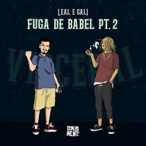 Fuga de Babel, Pt. 2 cover art