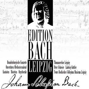 Edition Bach Leipzig album