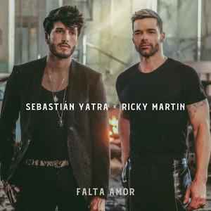 Falta Amor cover art