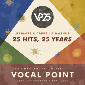 Ultimate A Cappella Mashup: 25 Hits, 25 Years cover art