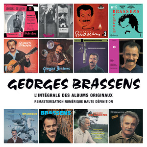 Intégrale des albums originaux - Georges Brassens
