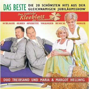 Das Beste - Das Fröhliche Kleeblatt Der Volksmusik album