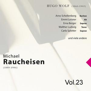 Michael Raucheisen Vol. 23