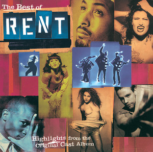 "Original Broadway Cast ""Rent"""