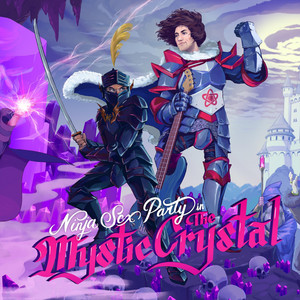 The Mystic Crystal - Ninja Sex Party