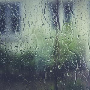 Windy Rain on Pavement cover art