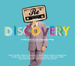 Various Artists - Rediscovery (2CD Set)