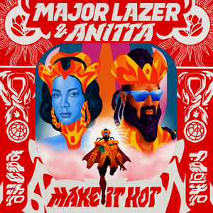 Major Lazer & Anitta – Make It Hot (Studio Acapella)