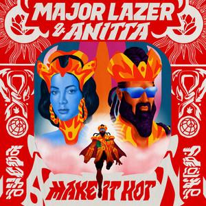 Major Lazer & Anitta – Make It Hot (Studio Acapella)