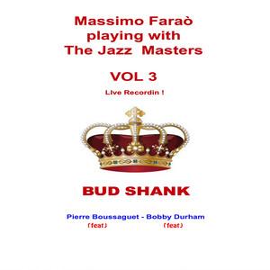 Massimo Faraò Playing with the Jazz Masters, Vol. 3 album