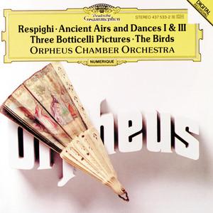 The Birds, P. 154: V. The Cuckoo (Il cuccù) by Ottorino Respighi, Orpheus Chamber Orchestra