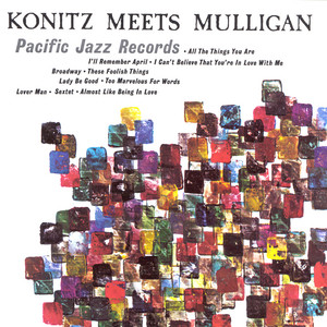 Konitz Meets Mulligan album