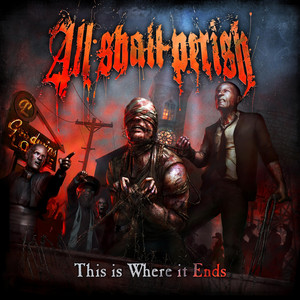 All Shall Perish – Spineless (Studio Acapella)