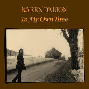 In My Own Time - Karen Dalton