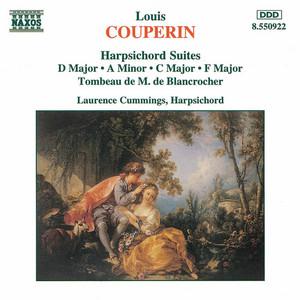Suite in D Major: V. Gaillarde by Louis Couperin, Laurence Cummings