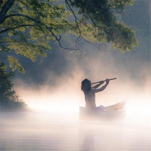 Gentle Awakening (Instrumental Meditation With Bamboo Flute, Kalimba & Nature Sounds) cover art