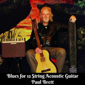 Blues For 12 String Acoustic Guitar album