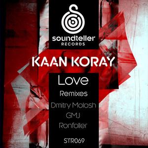Love - Ronfoller Remix cover art