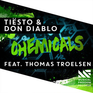 Tiesto & Don Diablo ft Thomas Troelsen – Chemicals (Acapella)