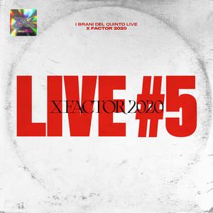 X Factor 2020 - Playlist Live #5 album