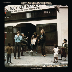 Creedence Clearwater Revival – Down on the Corner (Studio Acapella)