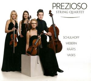 String Quartet No. 4: V. Meditation cover art