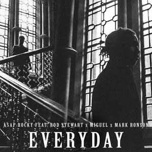Everyday (feat. Rod Stewart, Miguel & Mark Ronson)
