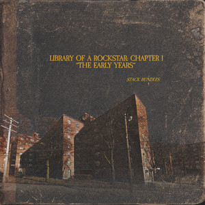 Library of a Rockstar: Chapter 1 - the Early Years