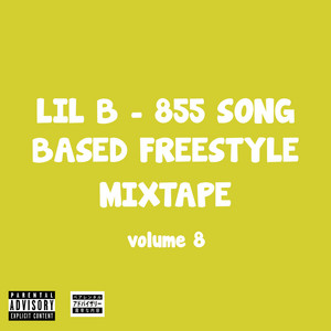 855 Song Based Freestyle Mixtape, Vol. 8