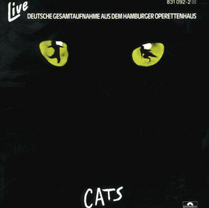 Cats Deutsche Gesamtaufnahme Live Aus Dem Hamburger Operettenhaus
