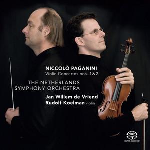 """Violin Concerto No. 2 in B Minor, Op. 7, """"La campanella"""": III. Rondo by Niccolò Paganini, Netherlands Symphony Orchestra, Rudolf Koelman, Jan Willem de Vriend"""