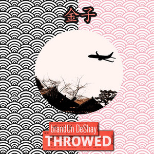 Throwed cover art