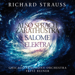 The Convalescent Also sprach Zarathustra op. 30 by Chicago Symphony Orchestra