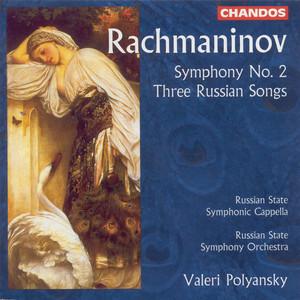 Symphony No. 2 in E Minor, Op. 27: III. Adagio by Sergei Rachmaninoff, Russian State Symphony Orchestra, Valery Polyansky