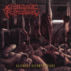 Crepitating Decapitation (Demo 2005) by Grotesque Formation