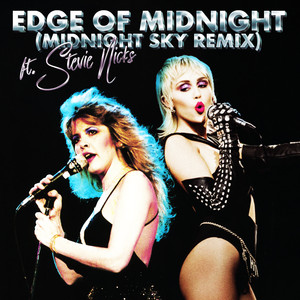 Edge of Midnight (Midnight Sky Remix) cover art