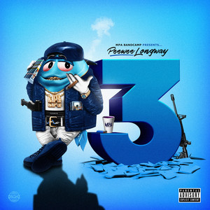 The Blue M&M 3 album