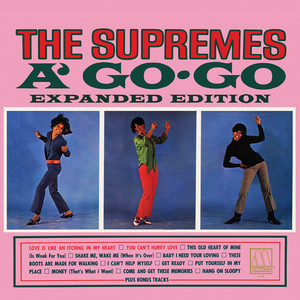 You Can't Hurry Love by The Supremes