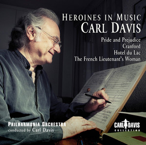 Pride and Prejudice Suite: I. Meet the Family by Carl Davis, Philharmonia Orchestra